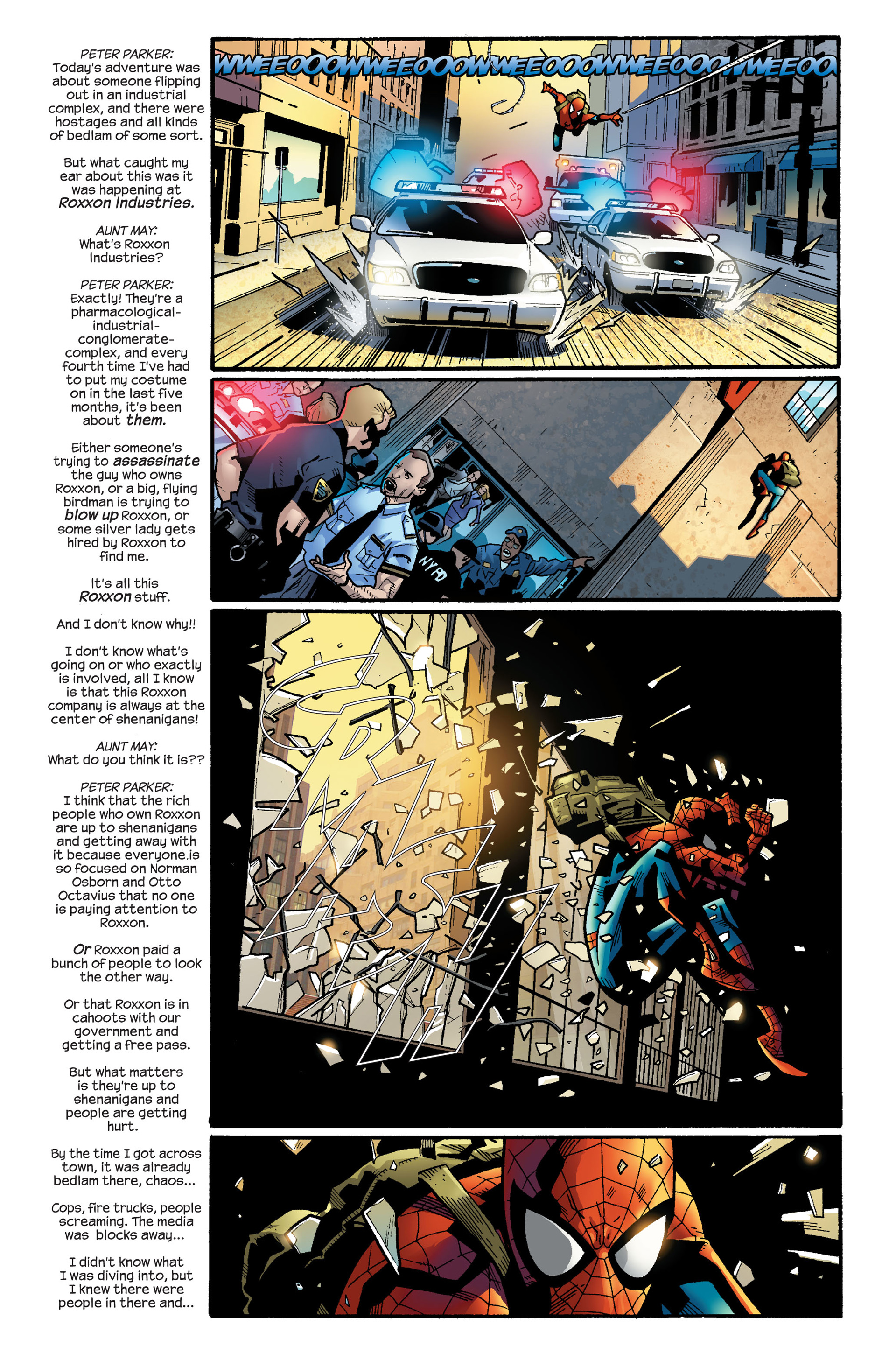 Read online Ultimate Spider-Man (2000) comic -  Issue #111 - 11