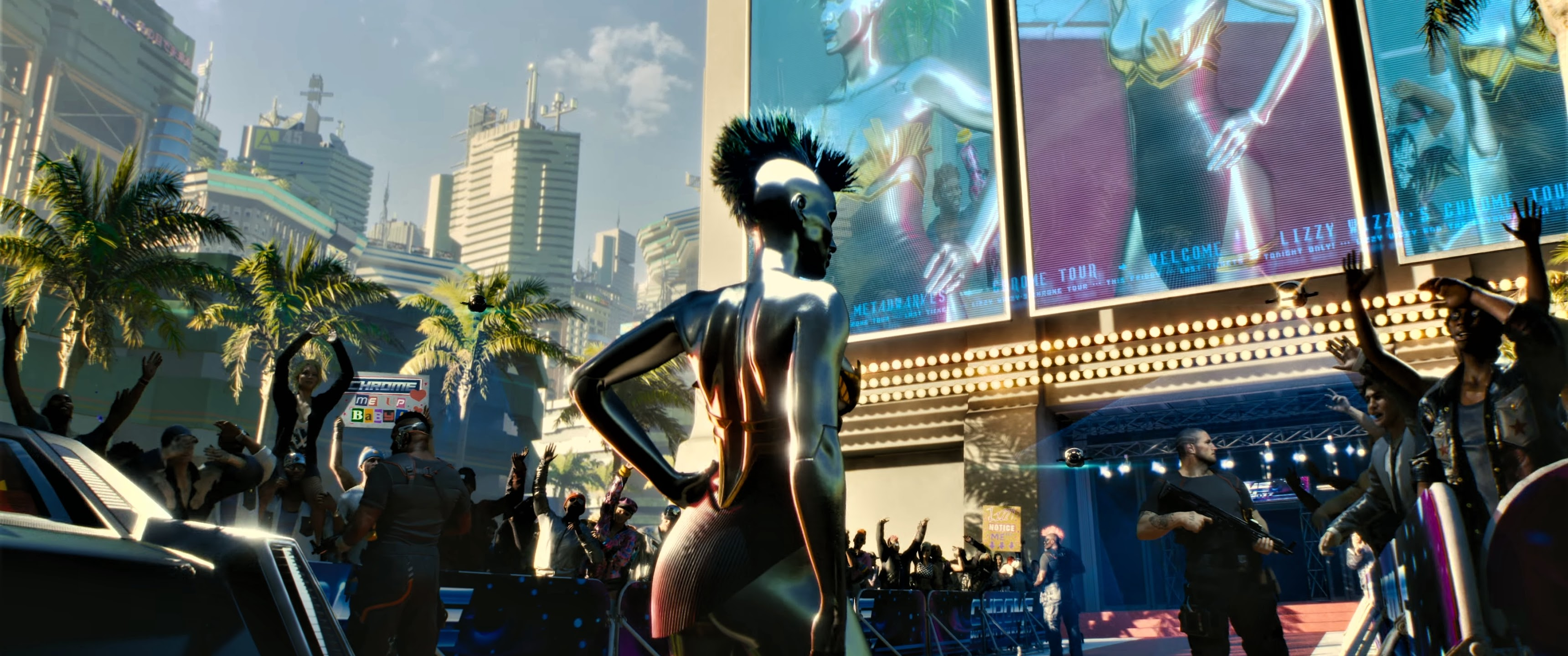 Cyberpunk 2077, 4K, #34 Wallpaper