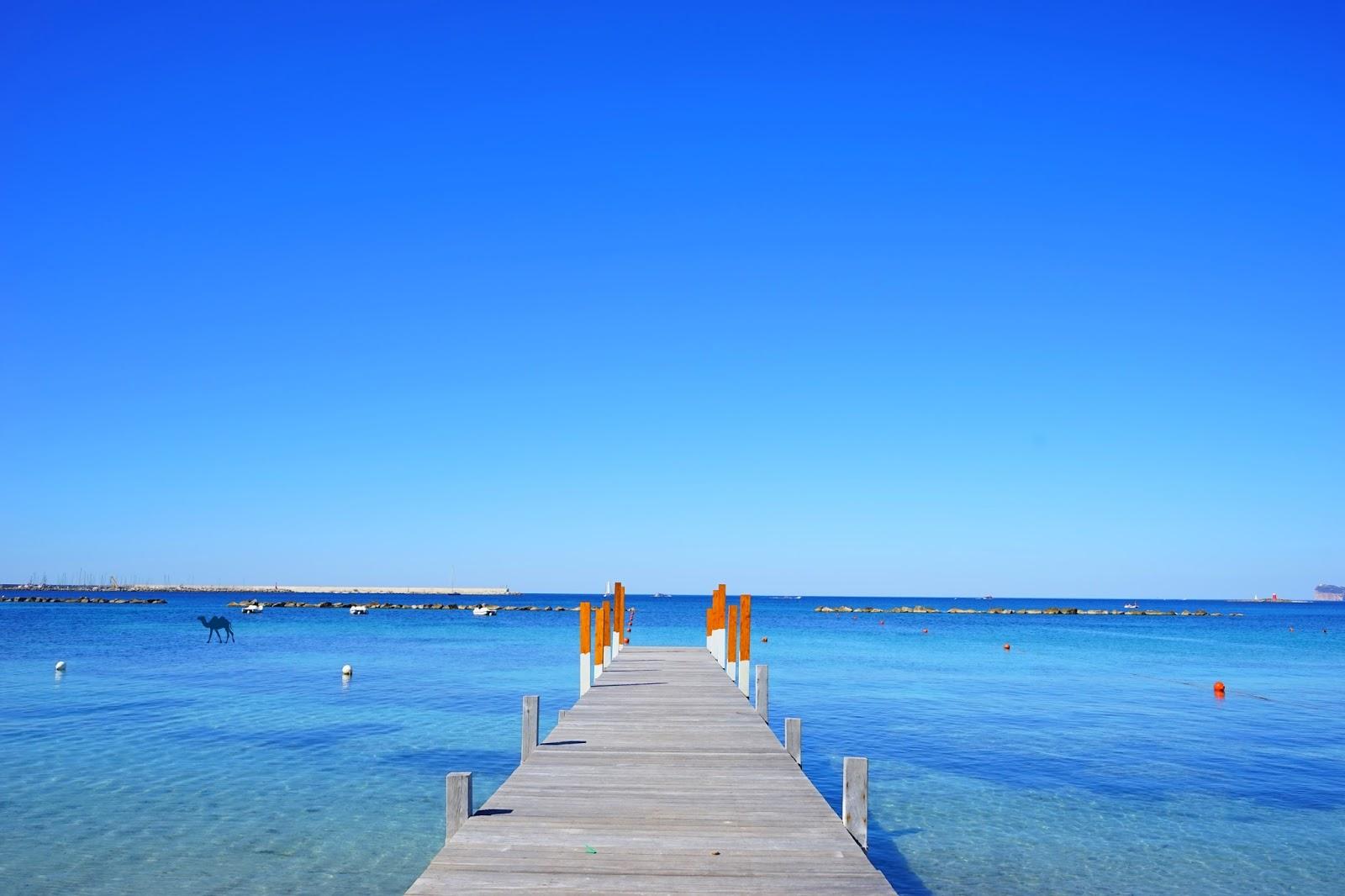 Le Chameau Bleu - Blog Voyage Alghero Sardaigne - Plage d'Alghero Sardaigne - Vacances en Sardaigne