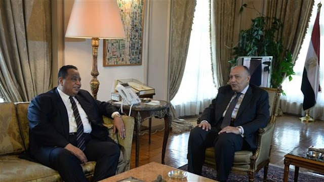 Sudanese foreign minister visits Cairo for talks meant to defuse bilateral tensions