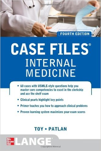 Case Files Internal Medicine 4E PDF