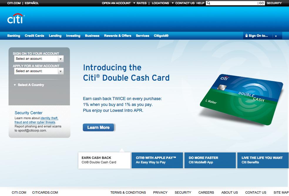 Citibank India - Citi Loans Login - City Information Center