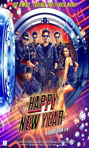 Happy New Year (2014) Full Hindi Movie Download 720p Bluray