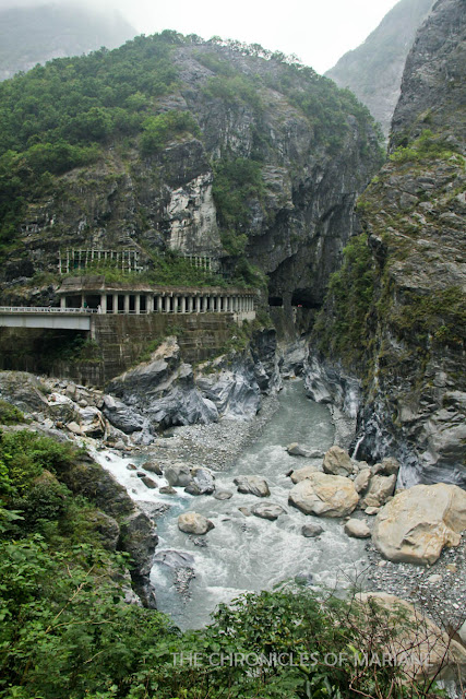 taroko landscape