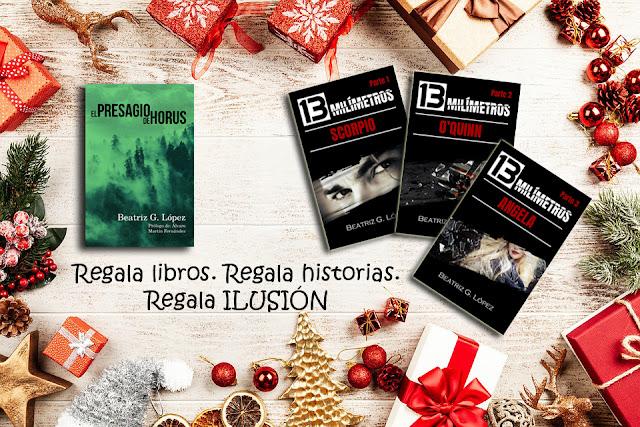 Regala libros en Navidad