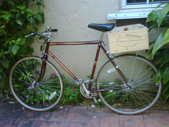 Stolen Bike Alert | The Miami Bike Scene