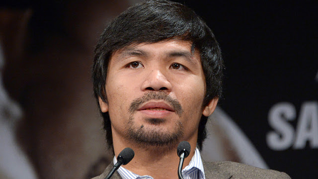 Here's What Pacman Said To The Ombudsman: 'Why Not Probe Yolanda Funds Misuse Instead?'