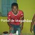 Urgente! Jovem desaparece no rio Parnaíba em Magalhães de Almeida.
