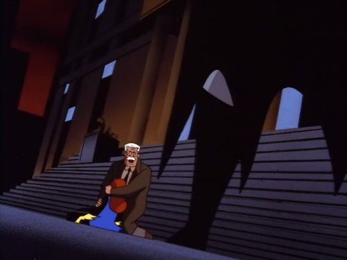 The New Batman Adventures - Season 1