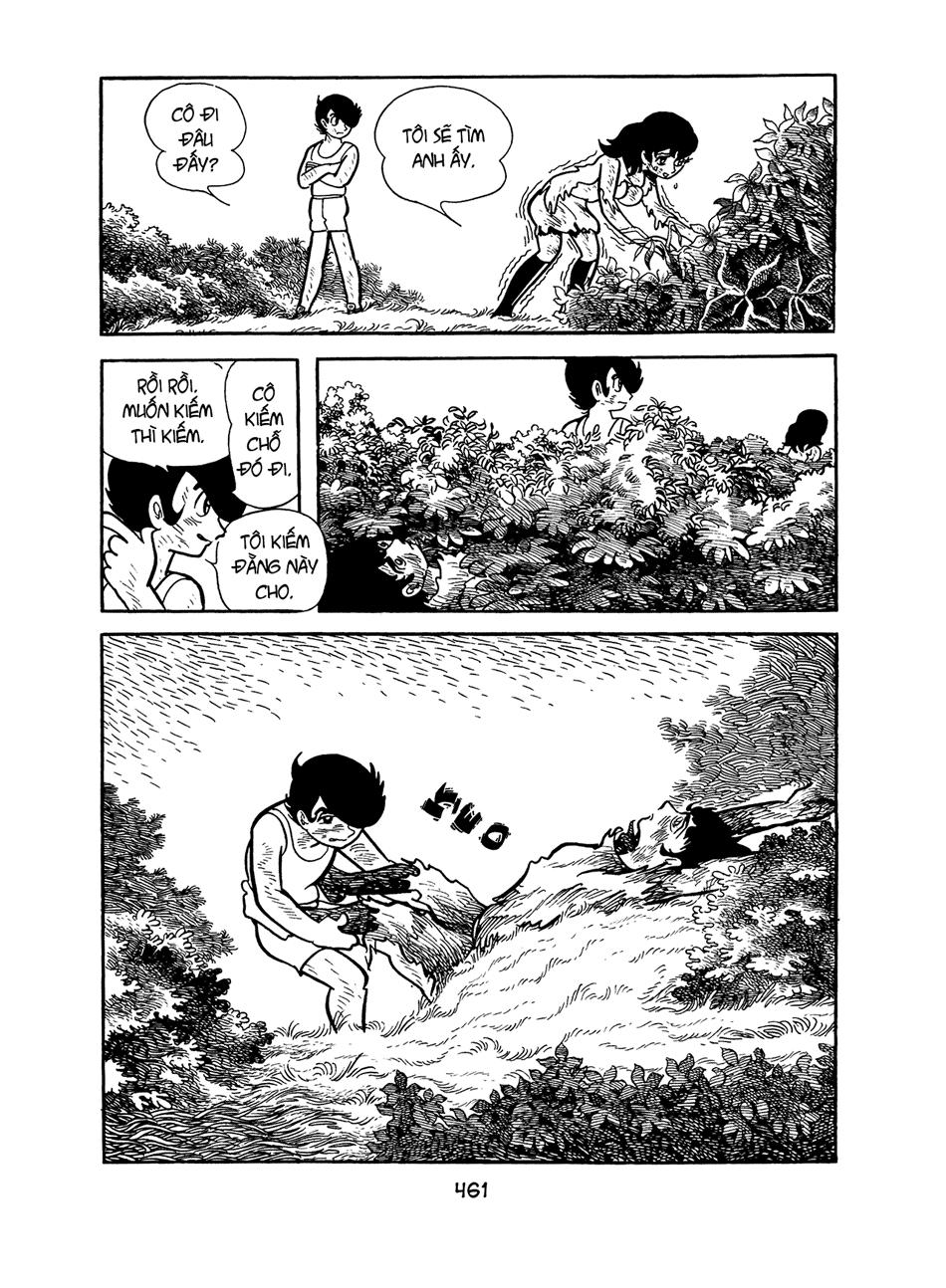Apollo's Song chap 5.1 trang 8