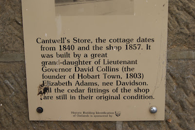 Cantwell's Store, Oatlands