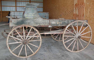 The Bain Wagon