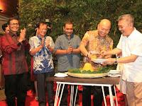 Hadiri Anniversary Cafe Potret Reborn, Wali Kota Ajak Generasi Muda Berani Jadi Entrepreneur