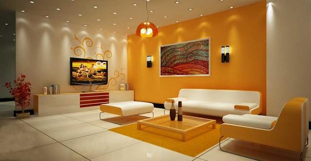 Phòng khách được coi là trái tim của ngôi nhà nhất là trong lĩnh vực phong thủy
