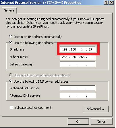 ARD - Catat IP Address