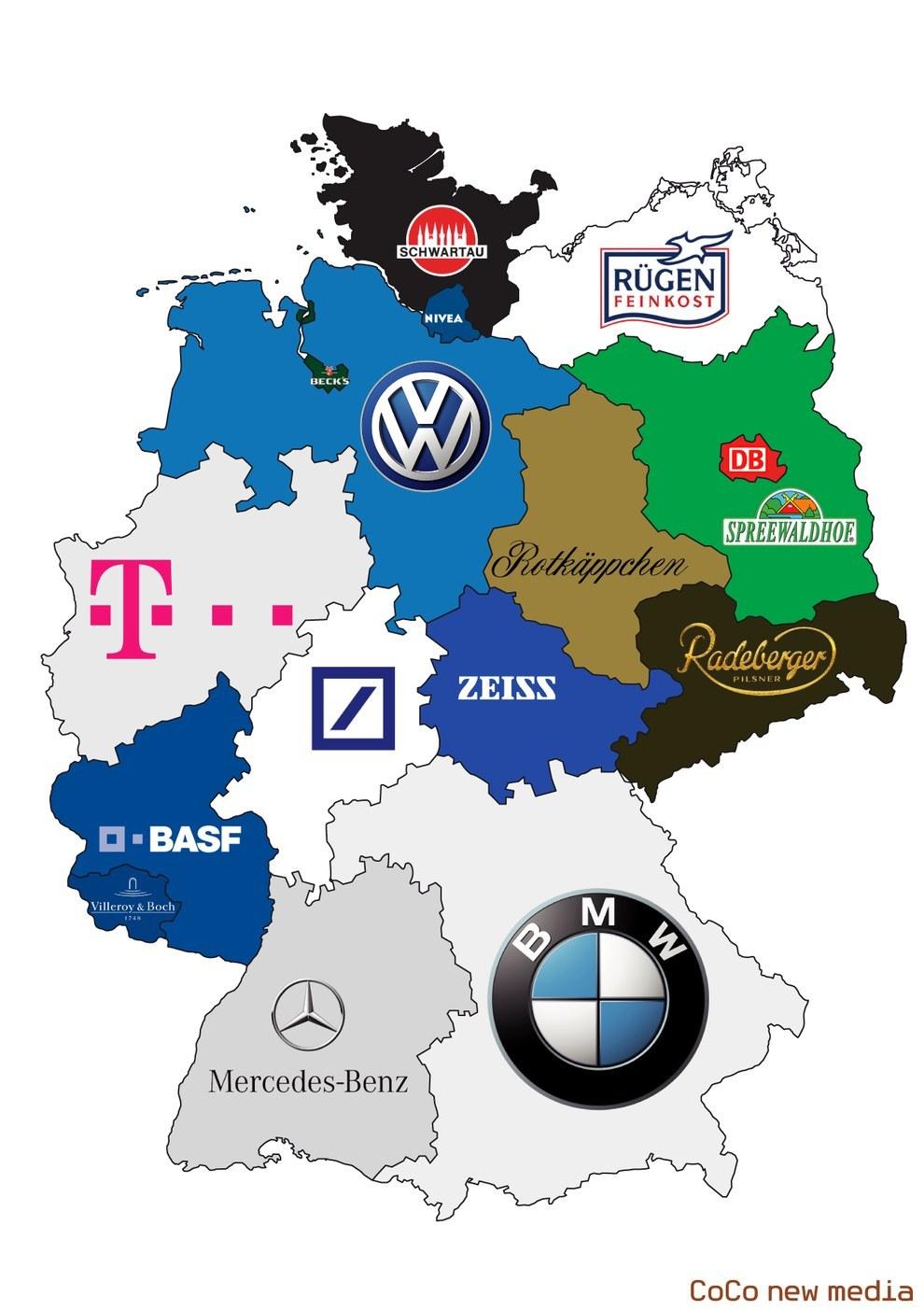 Landkartenblog Deutschlands Bundesl 228 Nder Und Deren