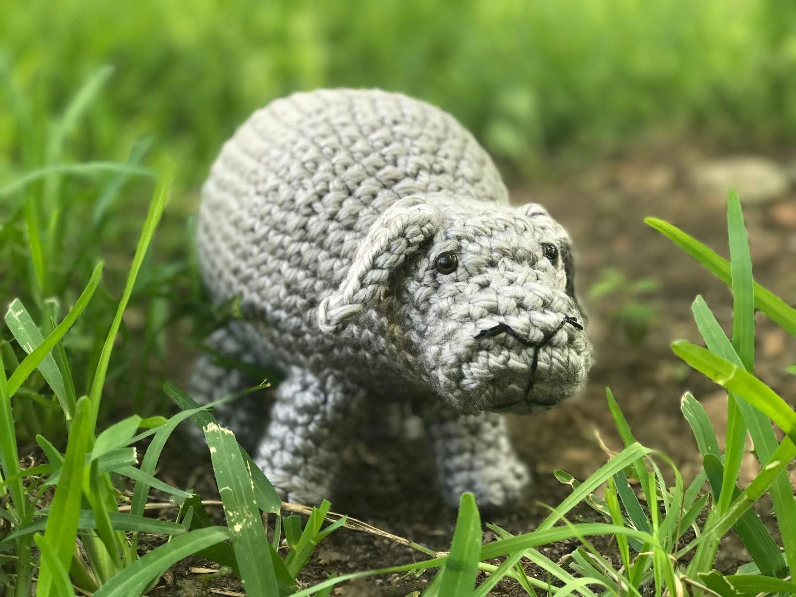 Amigurumi Pig : Craftyiscool okja the super pig amigurumi