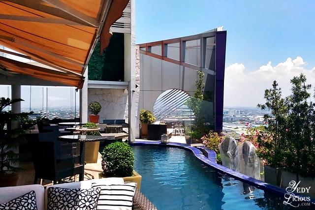 Restaurant of Vivere Hotel