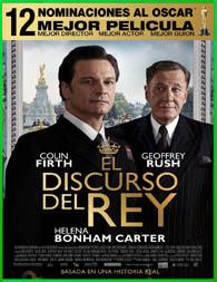 El Discurso del Rey 2010 | DVDRip Latino HD Mega