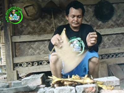 BAKAKAK HAYAM KAMPUNG / Ayam Panggang