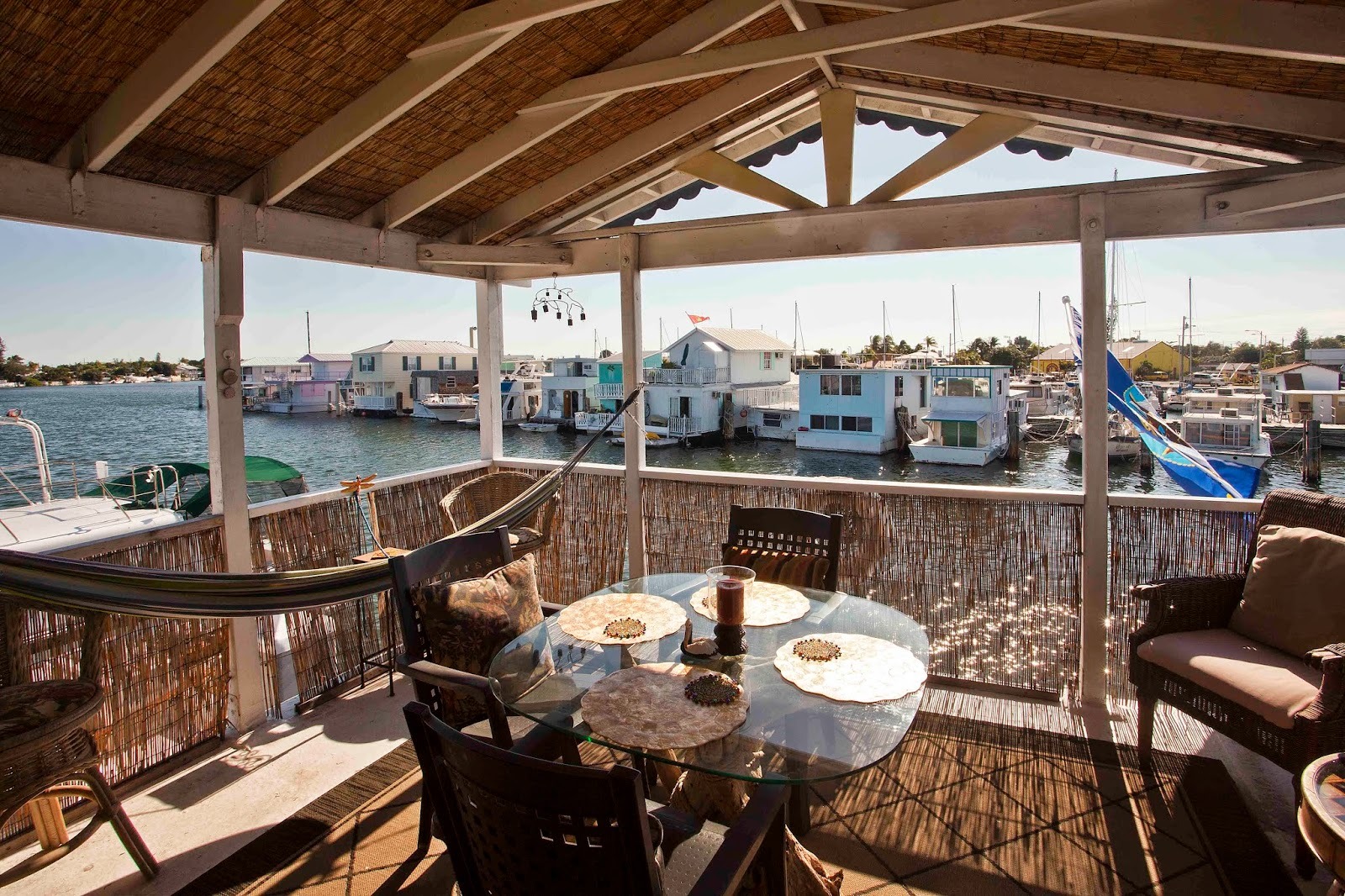 Key West Houseboat For