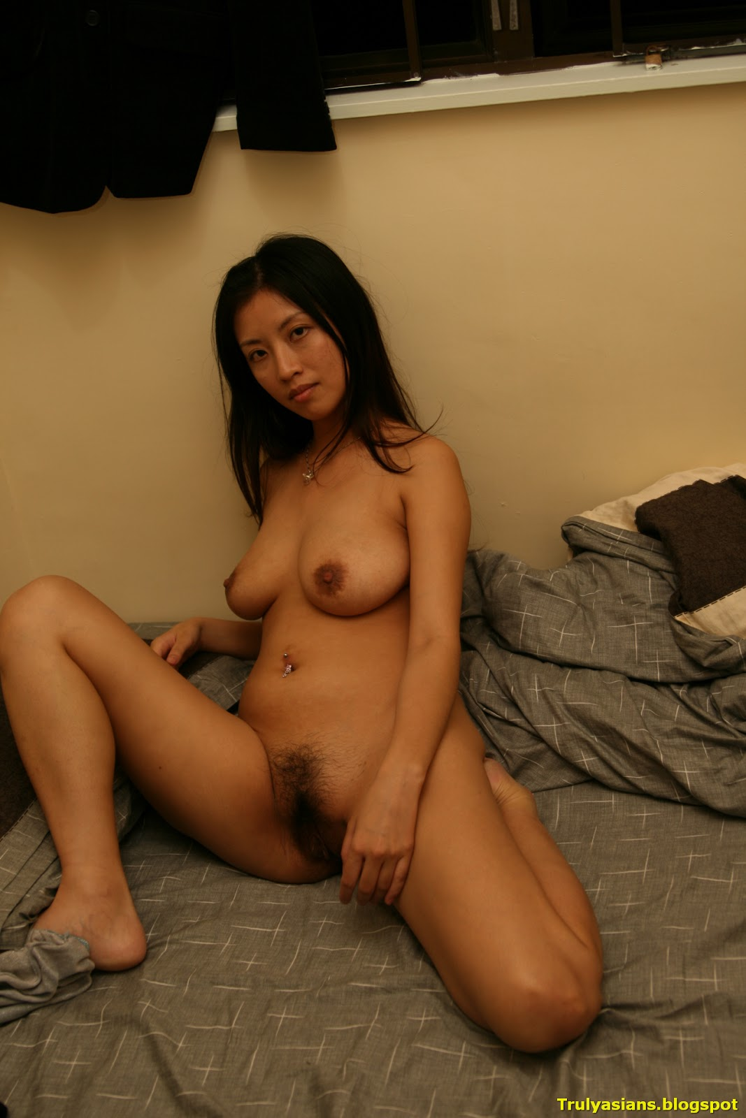 Asian amateur nude wives