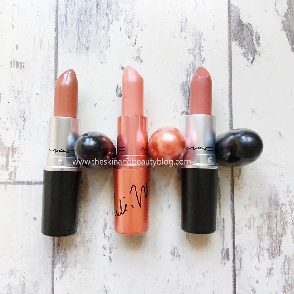 MAC x Nicki Minaj Collection Lipstick Review Swatches