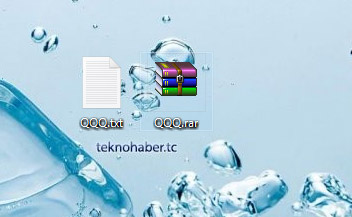 Winrar İle Özel Dosyaları Şifreleme