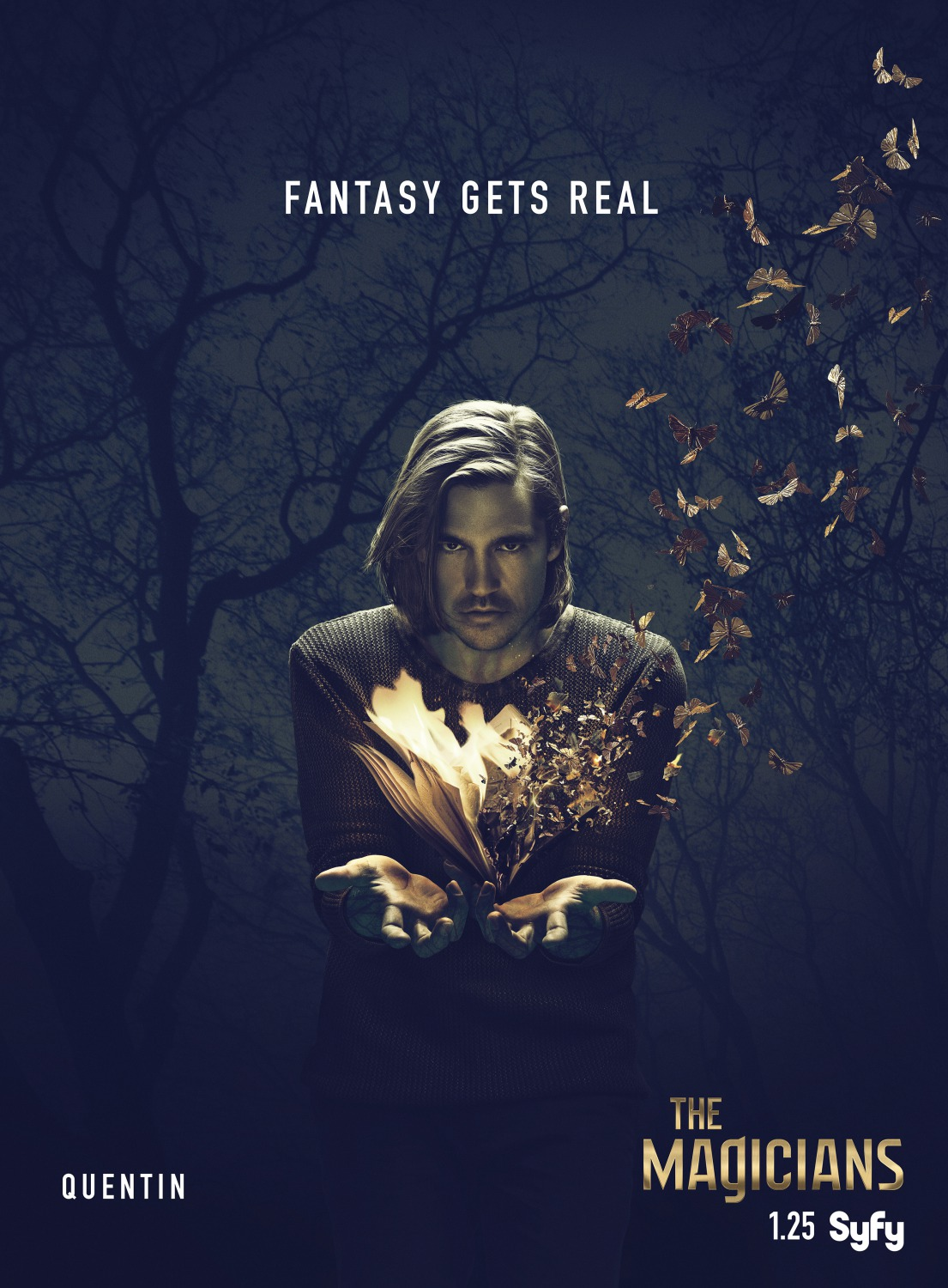 The Magician By Biddytarot On Pinterest: THE MAGICIANS Season 2 Trailers, Clips, Featurette, Images