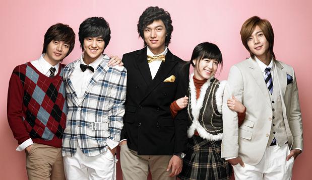 11 Drama Korea Boys Over Flowers Diadopsi dari Komik Terbaik