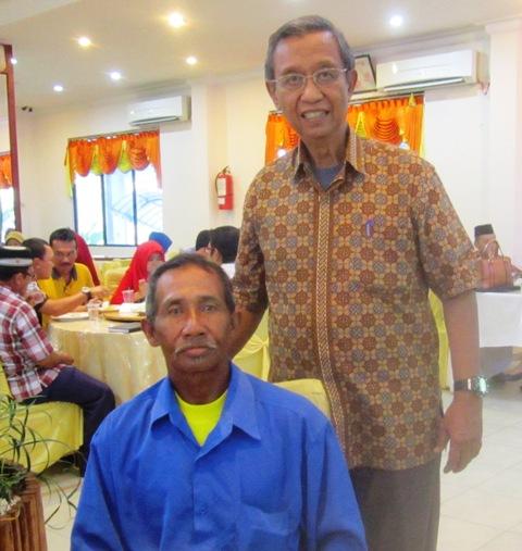 Didi Sadili.Com: Pak Musa, Penombak Dugong Dari Desa Air