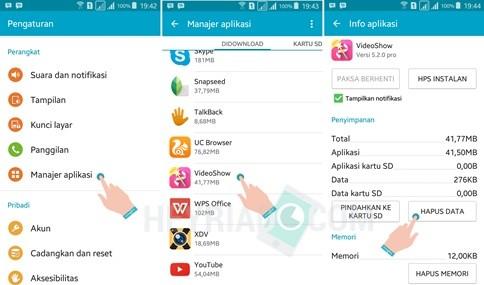 Mengatasi Aplikasi Android Tidak Bisa Diperbarui