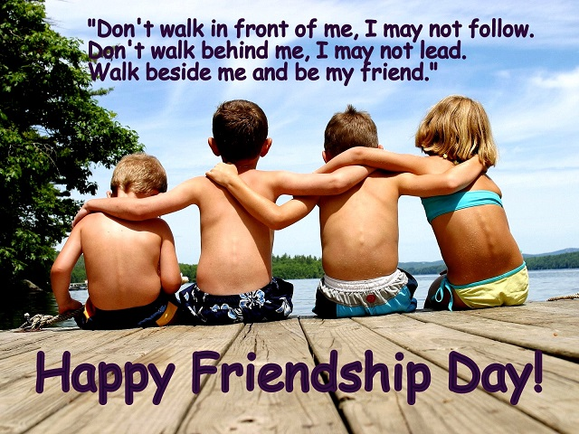 Friendship Day SMS Messages
