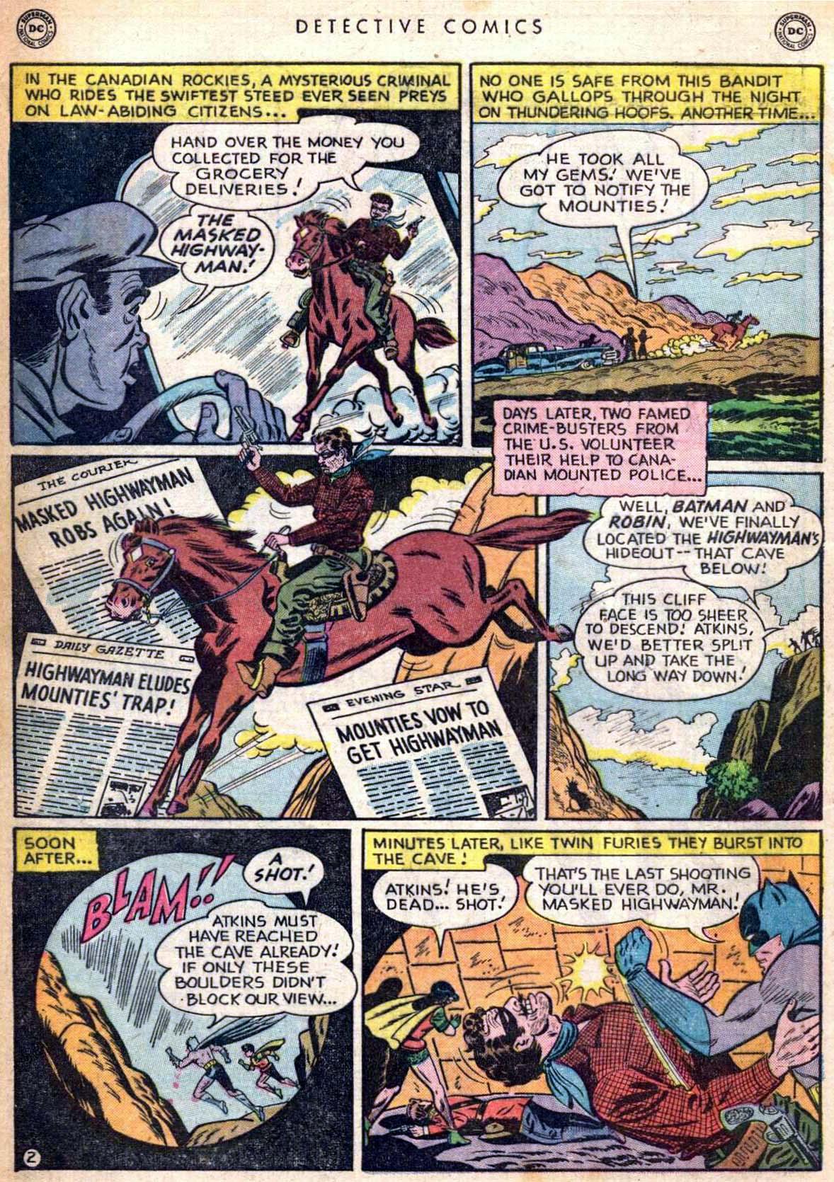 Detective Comics (1937) 157 Page 3