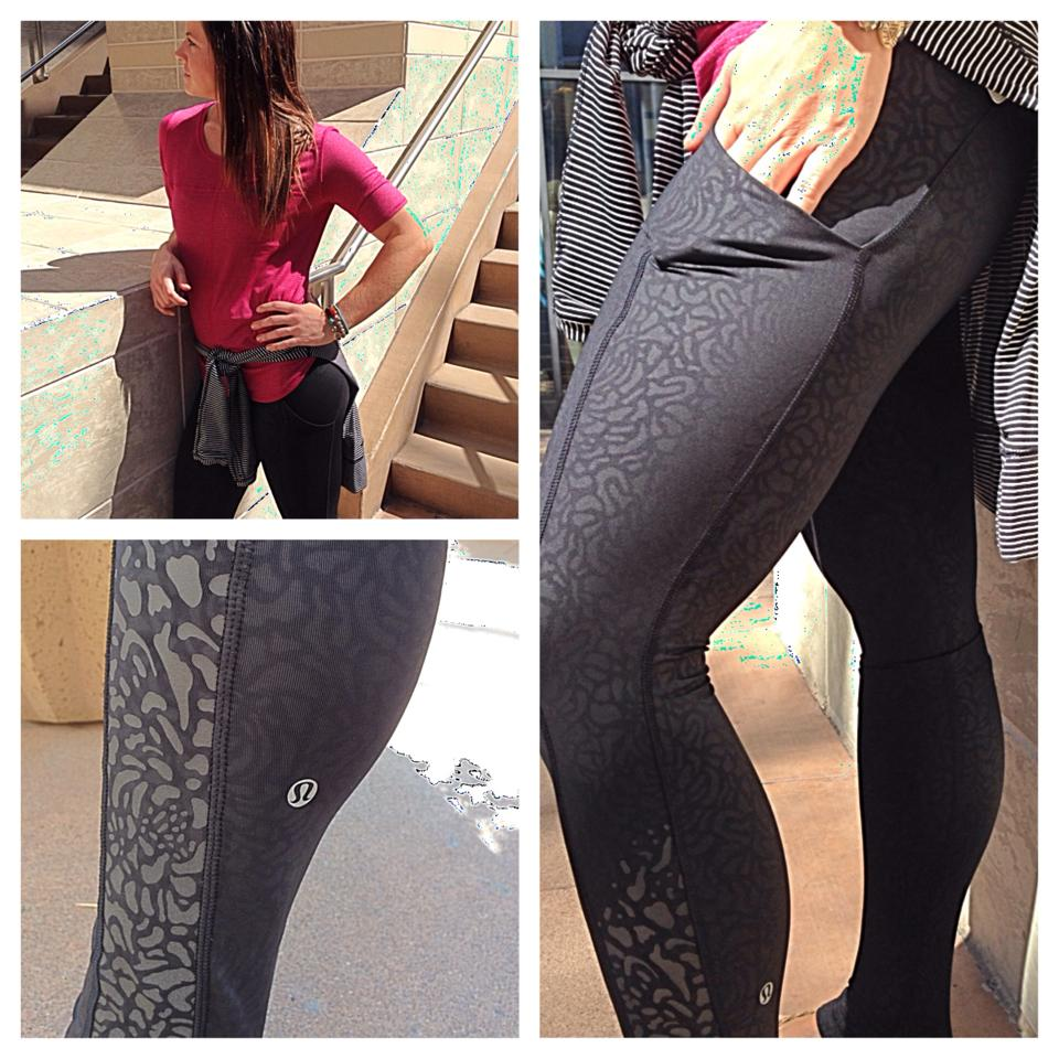 lululemon petal camo speed tight