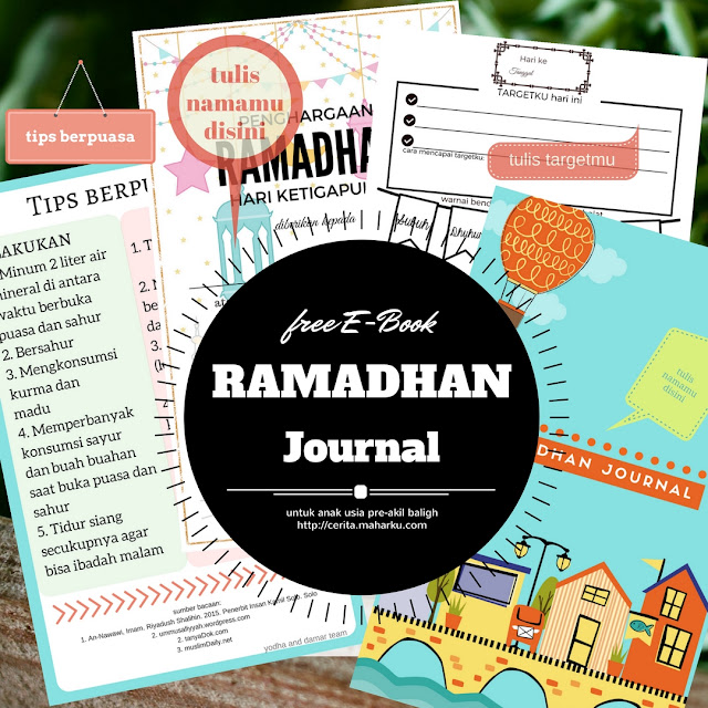 Free Ebook Ramadhan Journal