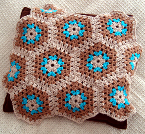 Hexagon granny tutorial