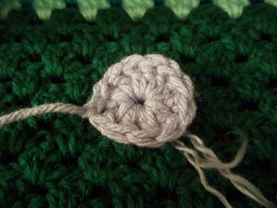 Crochet Hexagon Motif Tutorial