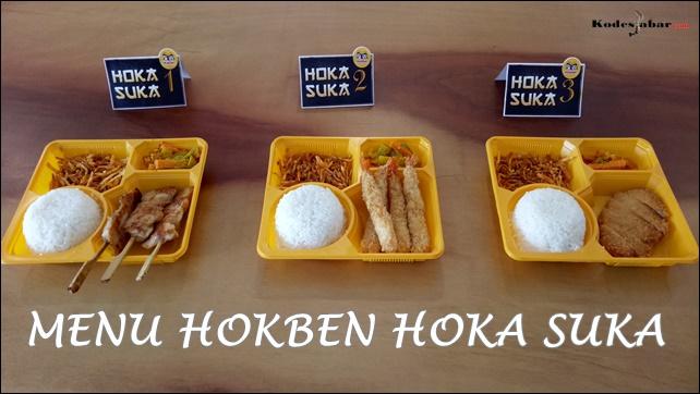 Hoka Suka dan Sambal Indonesia Hanya Ada di Hokben
