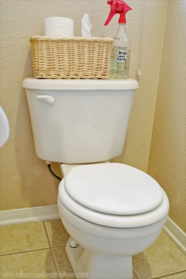 I Should Be Mopping The Floor Deep Cleaning The Bathroom Deep - How to deep clean a bathroom