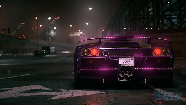 EA comparte el tráiler cinemático de Need For Speed Payback
