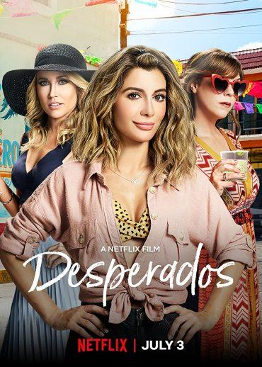 مشاهدة فيلم Desperados 2020 مترجم