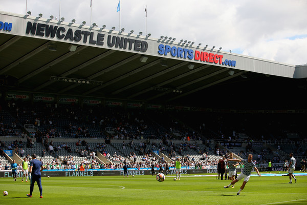 St. James Park Newcastle home ground