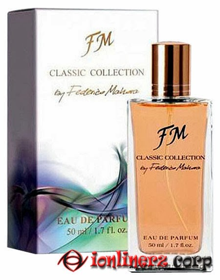 FM 270 inspired by Lolita Lempicka