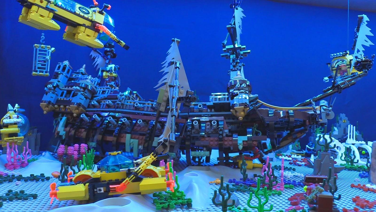 New City Found Under The Sea