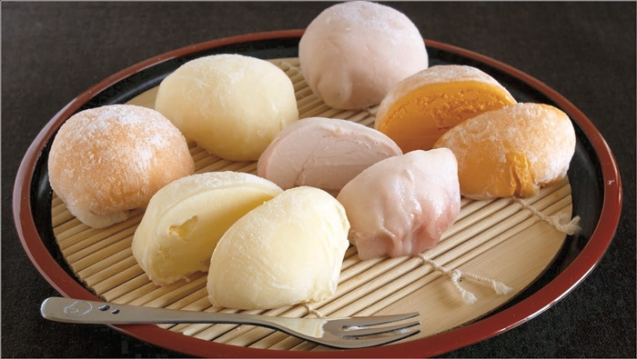 Mochi Ice Cream Recipe