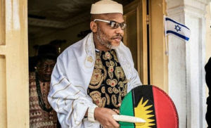 Nnamdi Kanu: Why we fired warning shots in Umuahia – Nigerian Army