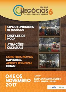 Prefeitura de Picuí e Sebrae realizam feira de negócios do Seridó e Curimataú neste fim de semana