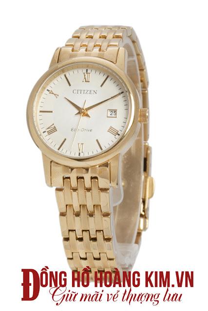 Đồng hồ đeo tay nam Citizen dây sắt đáng mua nhất 2016