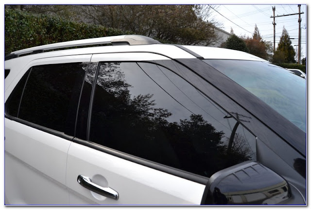 How To Tint Car Windows At Home
